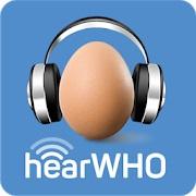 hearWHO app om je gehoor mee te testen